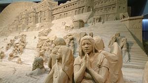 砂の美術館その1