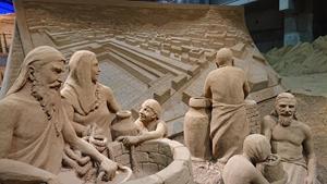 砂の美術館その2