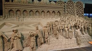 砂の美術館その3