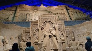 砂の美術館その4