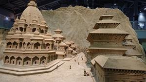 砂の美術館その6