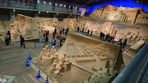 砂の美術館その7
