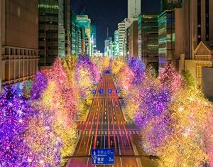 大阪イルミネーション