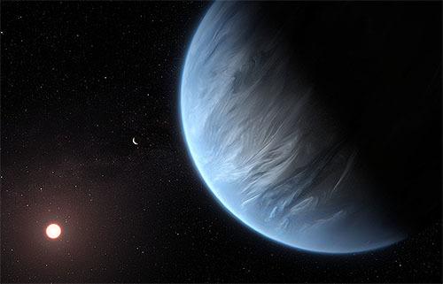 生命存在確率が最も高い太陽系外惑星