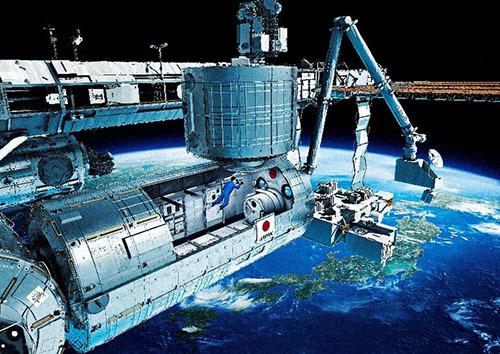 国際宇宙ステーションに放送スタジオ