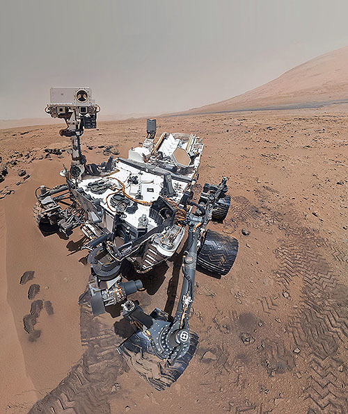 火星の酸素は春と夏に急増