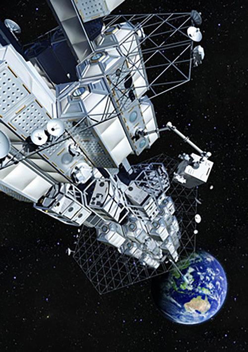 軌道エレベーター研究の現状