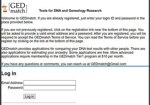ボランティアDNAデータベースの問題点