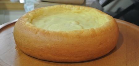 ヨーグルトチーズケーキ4[1]