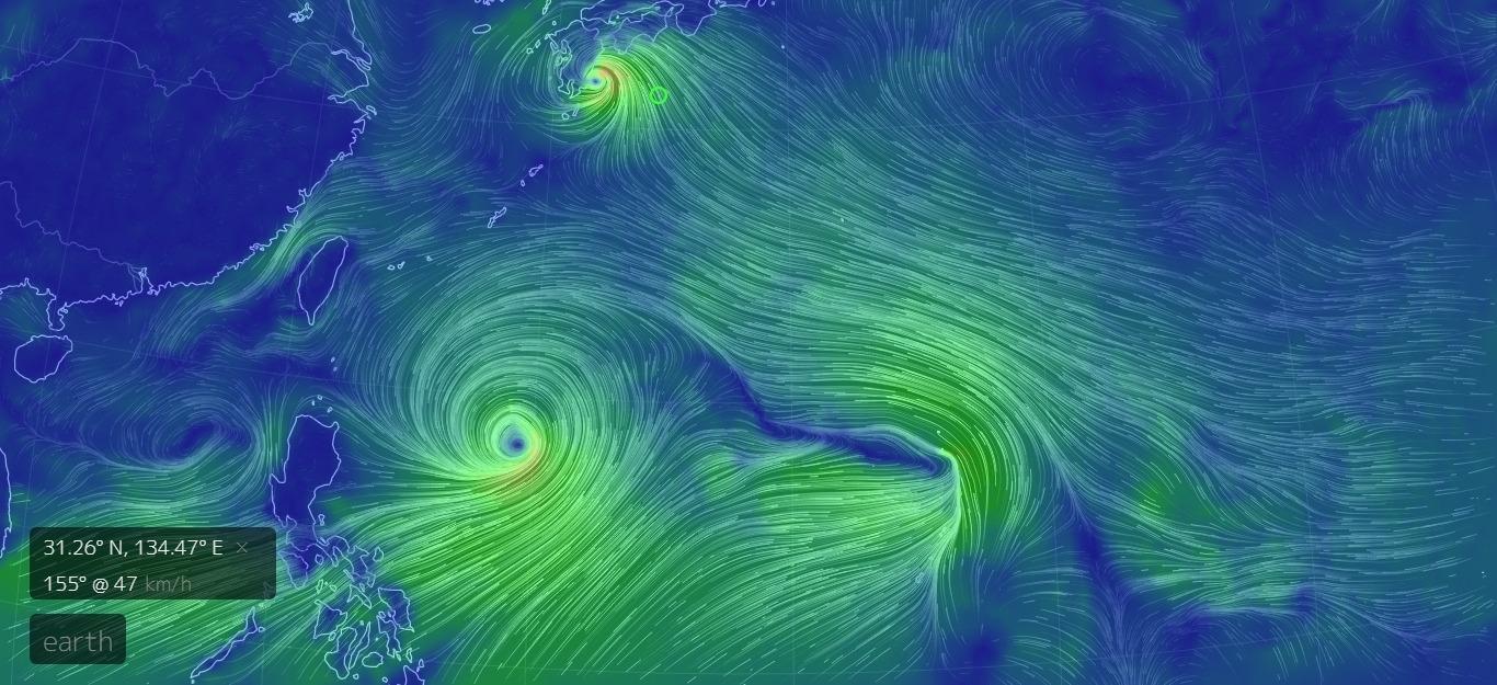 【大雨】明日6日にも台風10号「クローサー」発生か…急速に発達し、お盆の頃に日本列島接近の可能性