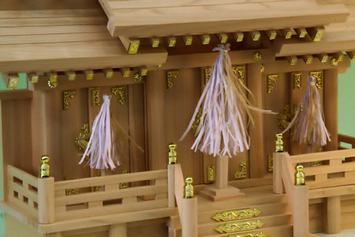 神棚で使う祓串 大幣