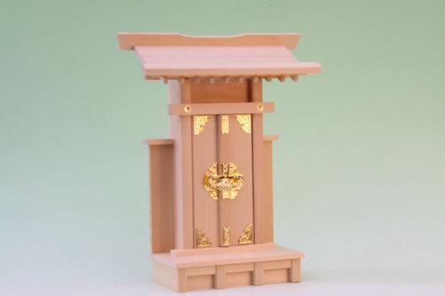 小型神棚 一社神殿 尾州桧
