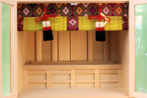 尾州桧で作る祖霊舎 極上祭壇