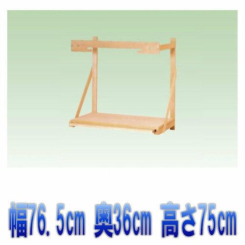 比較的簡単に組み立てられる簡易タイプの棚板セット