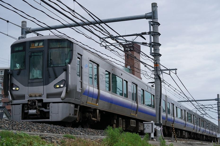 DSC06176阪和線クモハ224-5019s