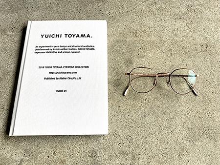 yuichi toyama めがね サングラス 新潟県 見附市
