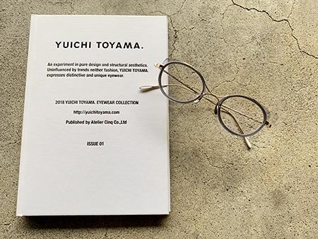 YUICHI TOYAMA ユウイチトヤマ めがね サングラス 新潟 取扱い ディーラー U-112
