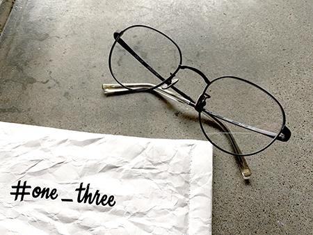 One/Three Compound Frame サングラス めがね 新潟県 見附市 長岡 三条 柏崎 上越 燕 稲田眼鏡店