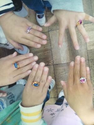 超豪華⁉指輪1