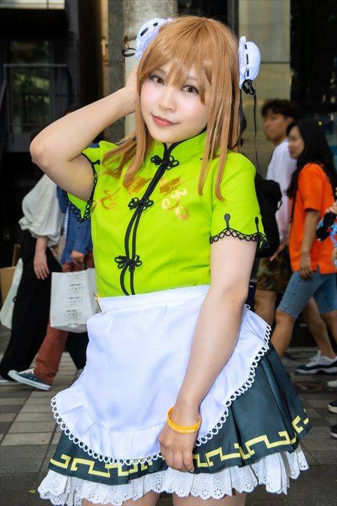 ラブライブ!サンシャイン!! 国木田花丸 ひよこ豆 コスプレ 5