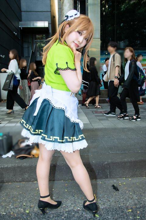 ラブライブ!サンシャイン!! 国木田花丸 ひよこ豆 コスプレ 6