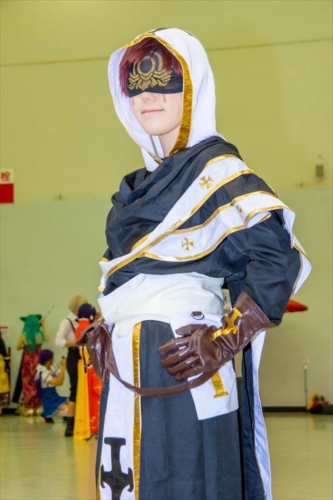 第五人格 祭司 占い師 沙子 ひろ コスプレ 10
