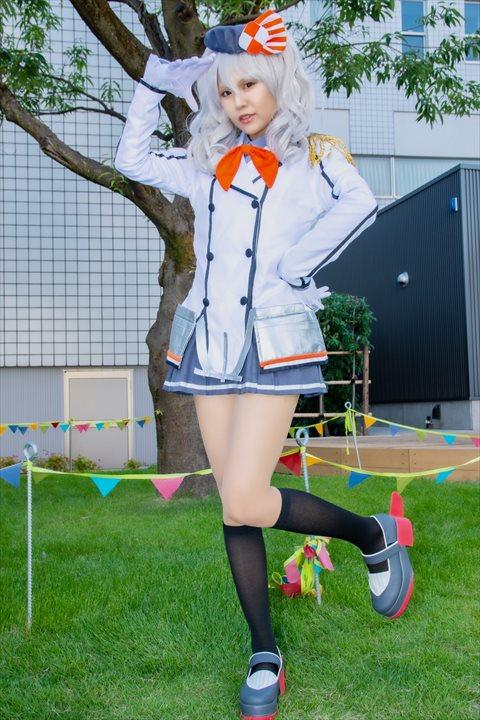 艦これ 鹿島 Nちゃん コスプレ 3
