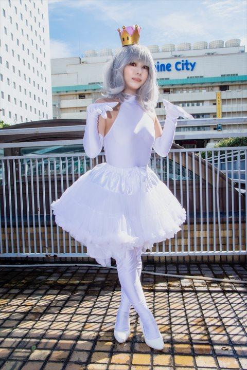 キングテレサ姫 街田リス コスプレ 1