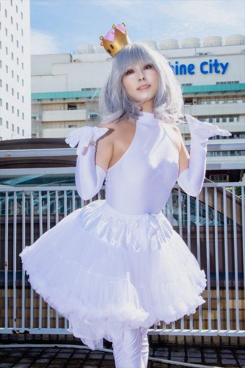 キングテレサ姫 街田リス コスプレ 2