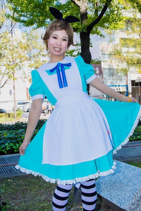 響け!ユーフォニアム 加藤葉月 日向舞 コスプレ 2