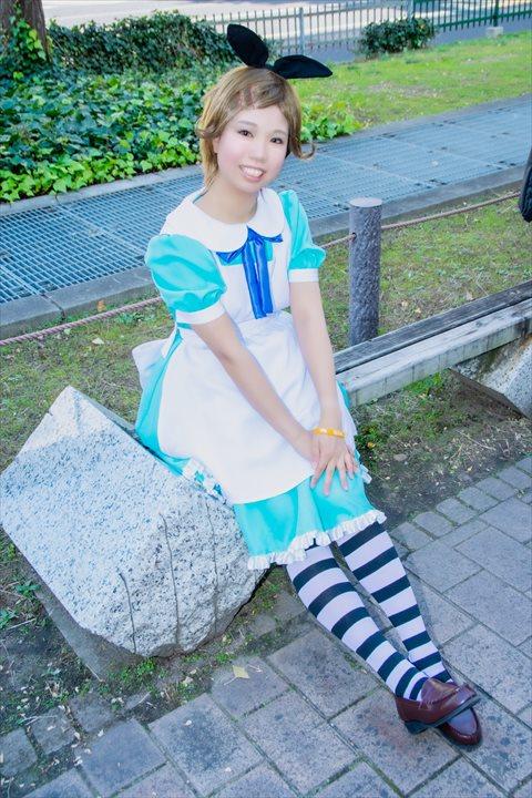 響け!ユーフォニアム 加藤葉月 日向舞 コスプレ 4