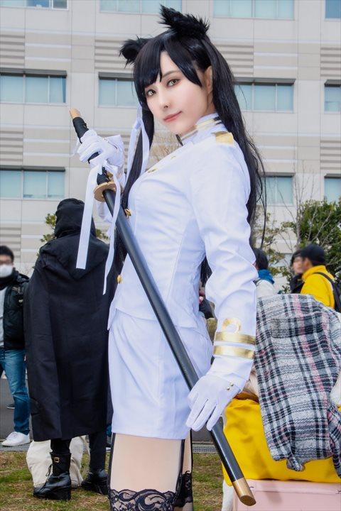 アズールレーン 愛宕 安藤ゆい コスプレ 3