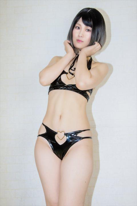 lovememore サキュバスセパレートスーツ 桐山かめ コスプレ 04