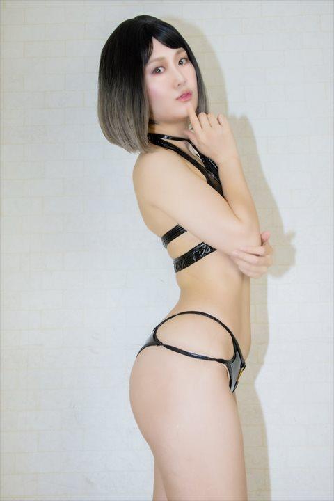 lovememore サキュバスセパレートスーツ 桐山かめ コスプレ 09