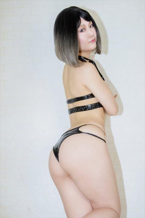 lovememore サキュバスセパレートスーツ 桐山かめ コスプレ 11