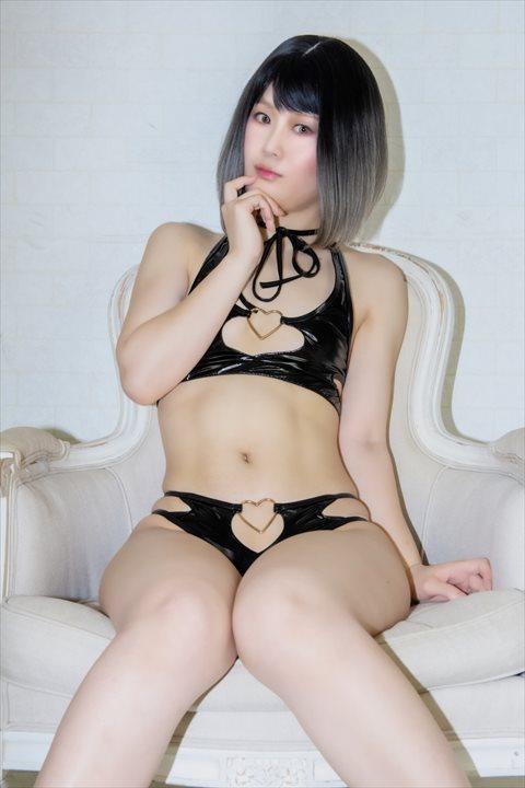 lovememore サキュバスセパレートスーツ 桐山かめ コスプレ 35