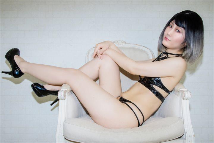 lovememore サキュバスセパレートスーツ 桐山かめ コスプレ 39