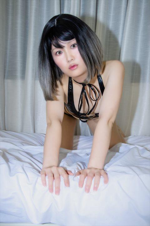 lovememore サキュバスセパレートスーツ 桐山かめ コスプレ 64
