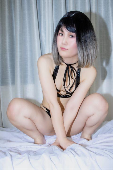 lovememore サキュバスセパレートスーツ 桐山かめ コスプレ 66