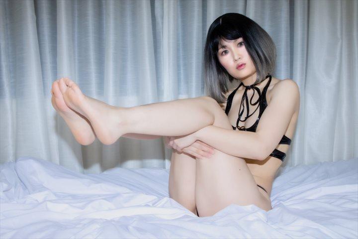 lovememore サキュバスセパレートスーツ 桐山かめ コスプレ 68