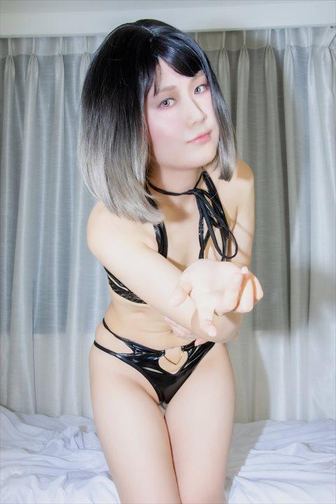 lovememore サキュバスセパレートスーツ 桐山かめ コスプレ 81