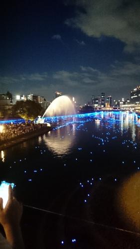 令和OSAKA天の川伝説2019