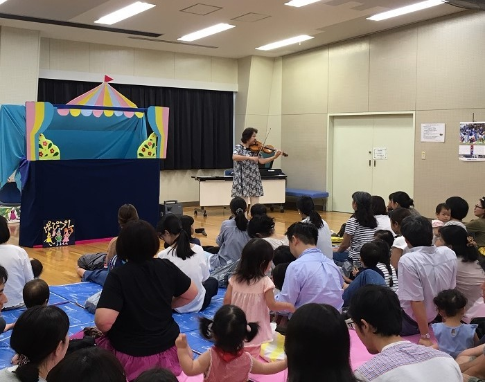 2019.08.24 菊名地区センター