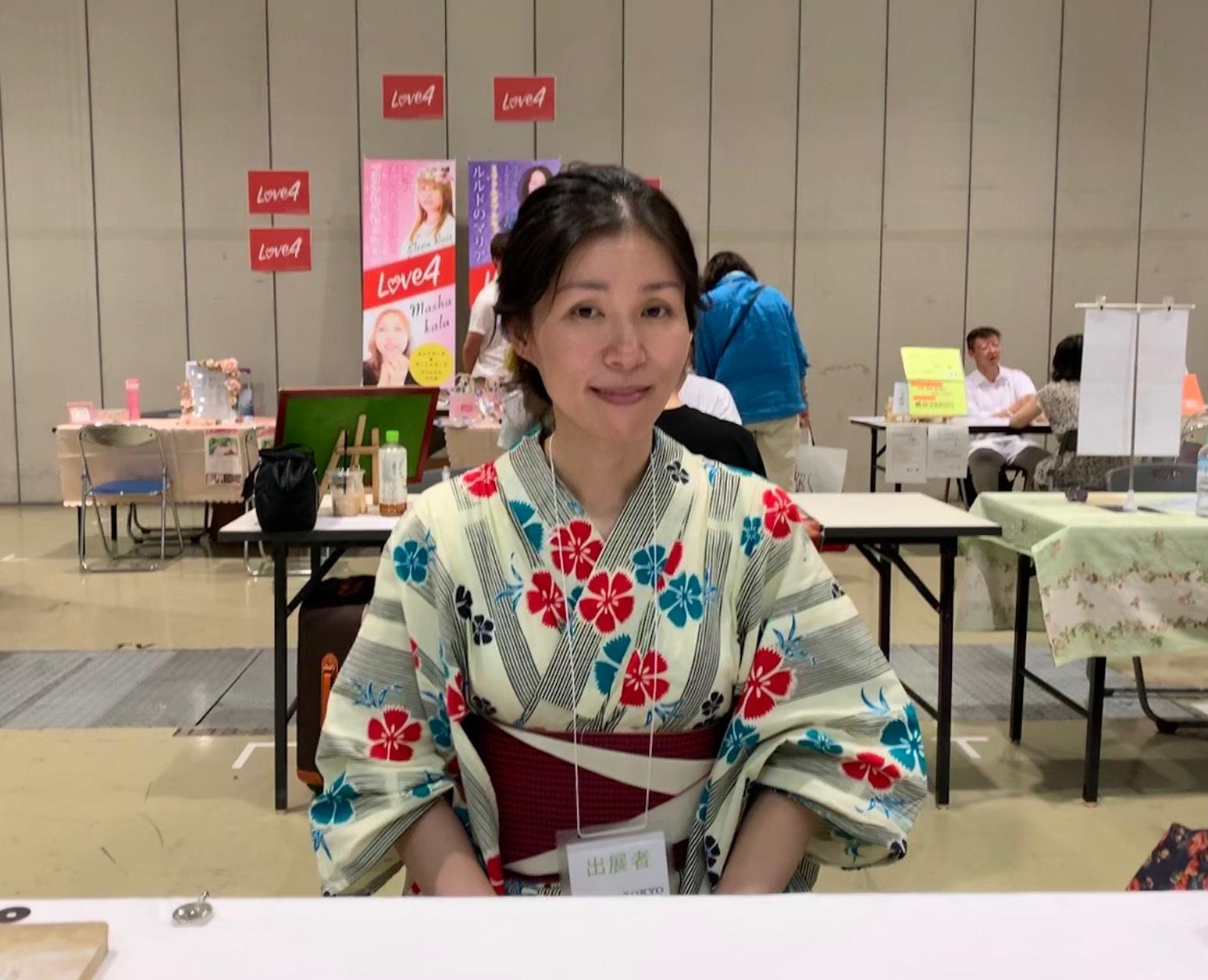 Iyashi fair 2019 _Shino