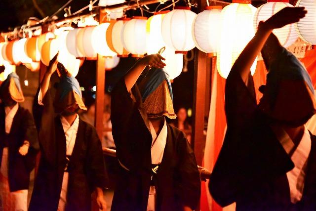 宮島踊り1