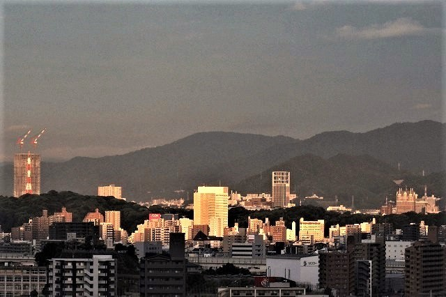 朝の広島4