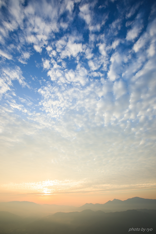 うろこ雲の季節へ_4