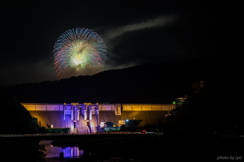 安芸高田花火大会 2019_2