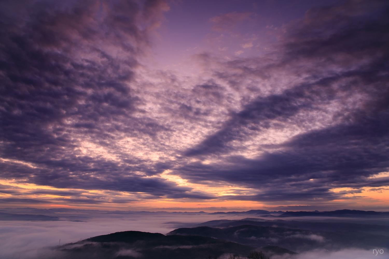 霧の海の季節に Ⅴ_3
