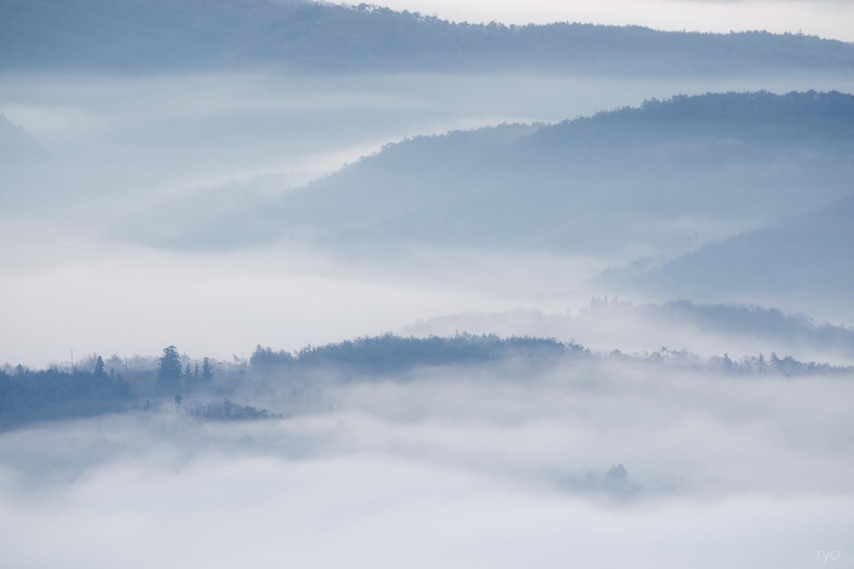 霧の海の季節に Ⅵ_1